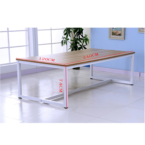 Small Meeting Durable Conference Table Image 33