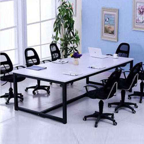 Small Meeting Durable Conference Table Image 3