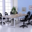 Small Meeting Durable Conference Table Image 4