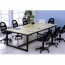 Small Meeting Durable Conference Table Image 5