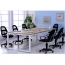 Small Meeting Durable Conference Table Image 6