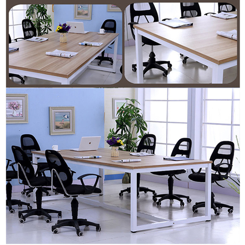 Small Meeting Durable Conference Table Image 7