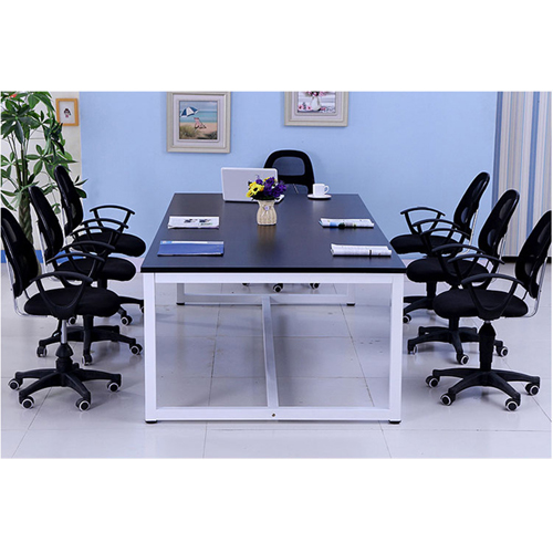 Small Meeting Durable Conference Table Image 8