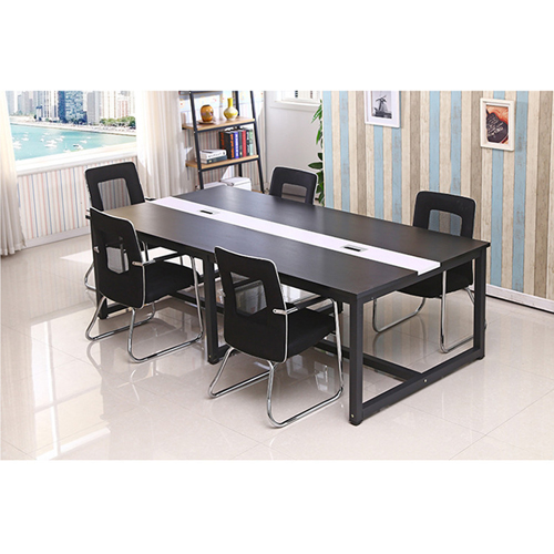 Standard Leather Lining Conference Table Image 12