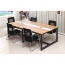 Standard Leather Lining Conference Table Image 5