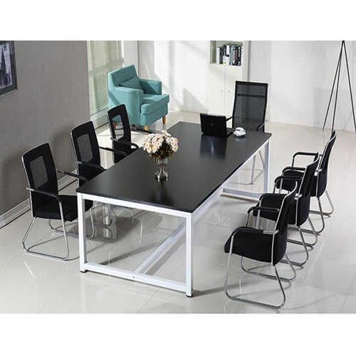 Modern Staff Training Conference Table Image 9