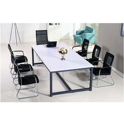Modern Staff Training Conference Table Image 10