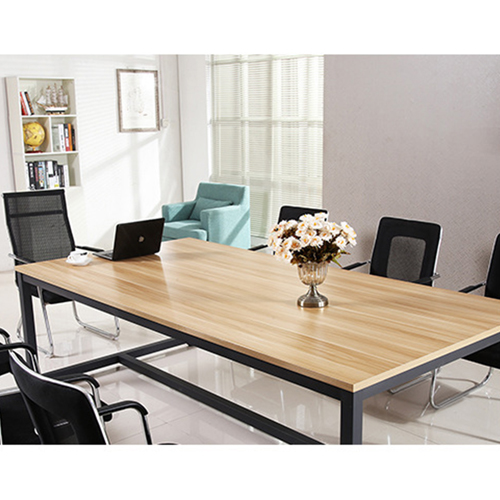 Modern Staff Training Conference Table Image 12