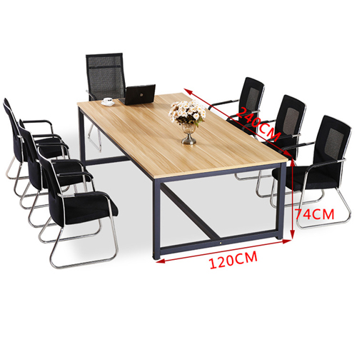 Modern Staff Training Conference Table Image 21