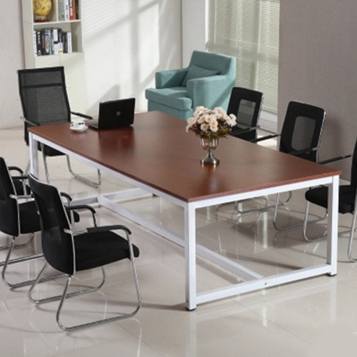 Modern Staff Training Conference Table Image 1
