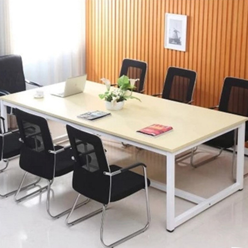 Modern Staff Training Conference Table Image 4