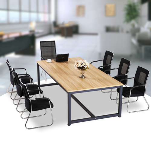 Modern Staff Training Conference Table Image 5