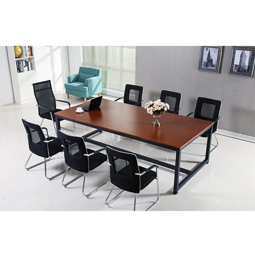 Modern Staff Training Conference Table Image 6