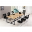 Modern Staff Training Conference Table Image 7