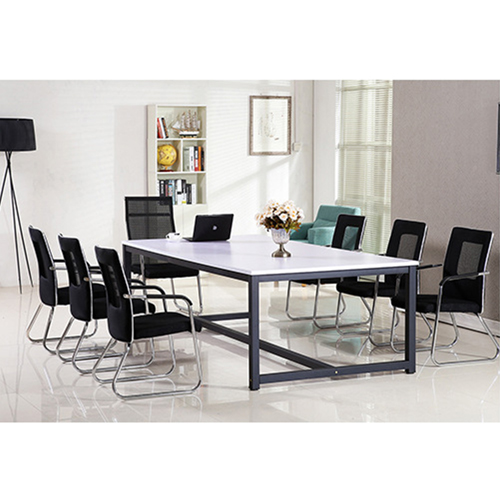 Modern Staff Training Conference Table Image 8