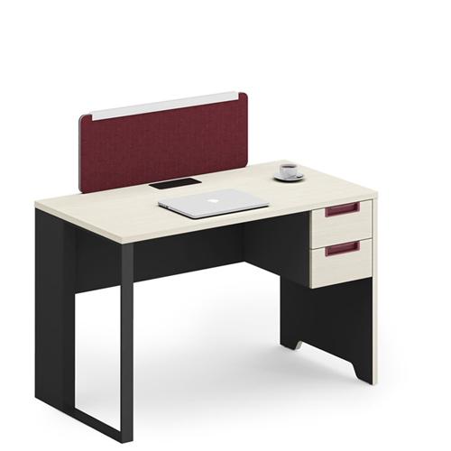 Single Screen Staff Desk