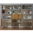 Wooden Three Piece Office Filing Cabinet Image 8