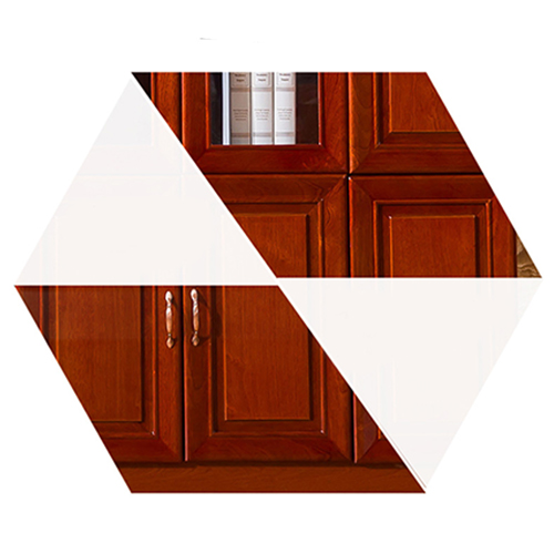 Solid Wood Office File Cabinet Wardrobe Image 12