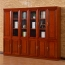 Solid Wood Office File Cabinet Wardrobe Image 3