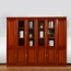 Solid Wood Office File Cabinet Wardrobe Image 4