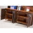 Wooden Office Bookcase Multi-function Cabinet Image 6