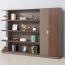 Multifunctional Three-Dimensional Display Cabinet