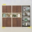 Fashion Wooden Bookcase Locker Cabinet Image 12