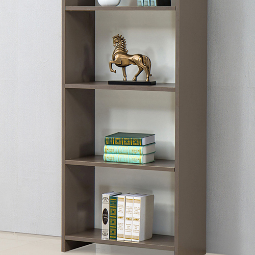 Fashion Wooden Bookcase Locker Cabinet Image 4