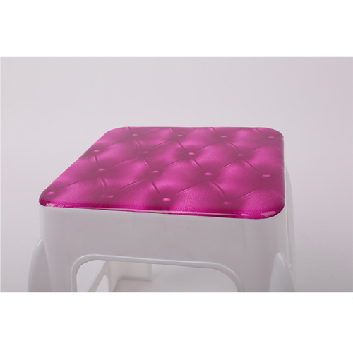 Square Stackable Kids Stool Image 9