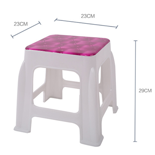 Square Stackable Kids Stool Image 17