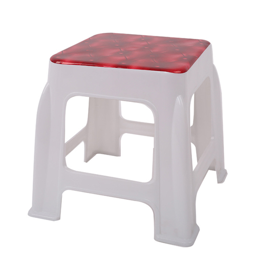 Square Stackable Kids Stool Image 1