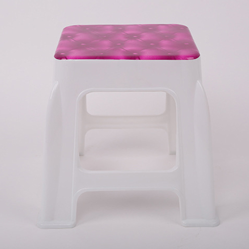 Square Stackable Kids Stool Image 4