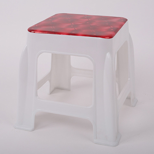 Square Stackable Kids Stool Image 5