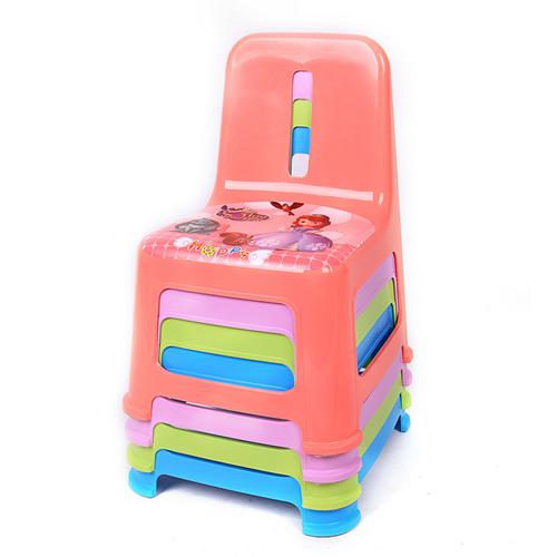 Flash Stackable Kindergarten Chair Image 1