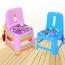Flash Stackable Kindergarten Chair Image 2