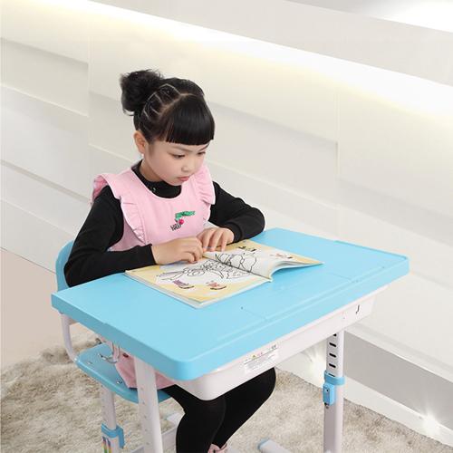 Ergonomic Adjustable Kids Study Desk Image 9