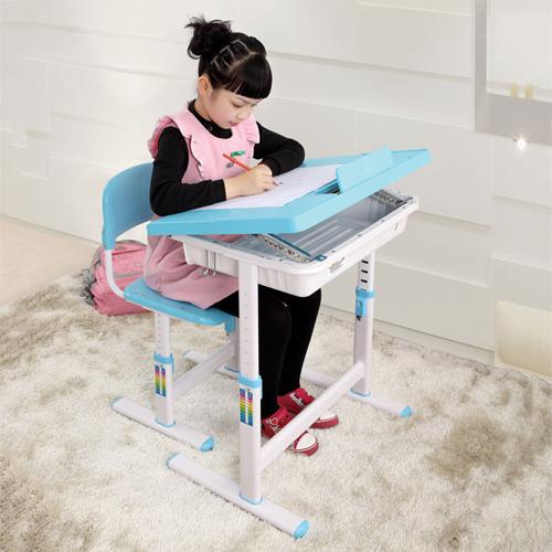 Ergonomic Adjustable Kids Study Desk Image 11