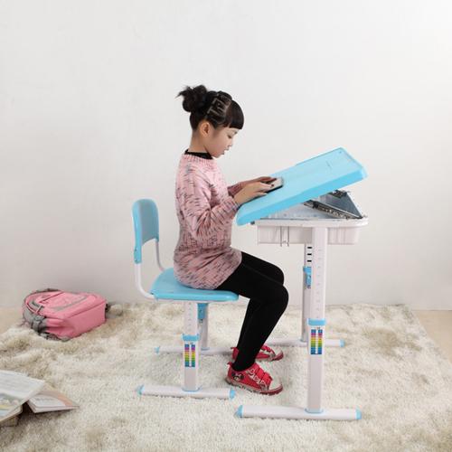 Ergonomic Adjustable Kids Study Desk Image 12