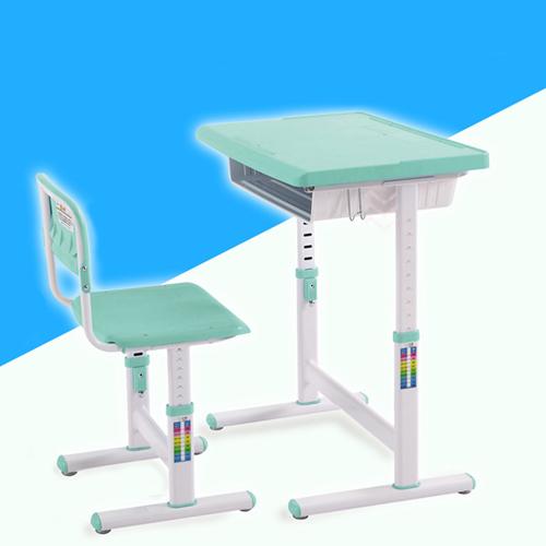 Ergonomic Adjustable Kids Study Desk Image 2