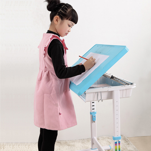 Ergonomic Adjustable Kids Study Desk Image 3