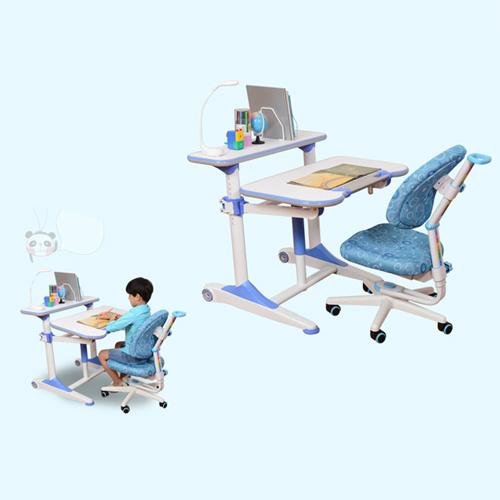 Height Adjustable Kids Learning Desk Image 9