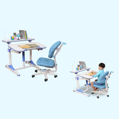 Height Adjustable Kids Learning Desk Image 10