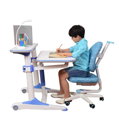 Height Adjustable Kids Learning Desk Image 1