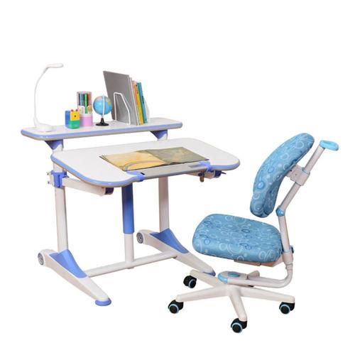 Height Adjustable Kids Learning Desk Image 2