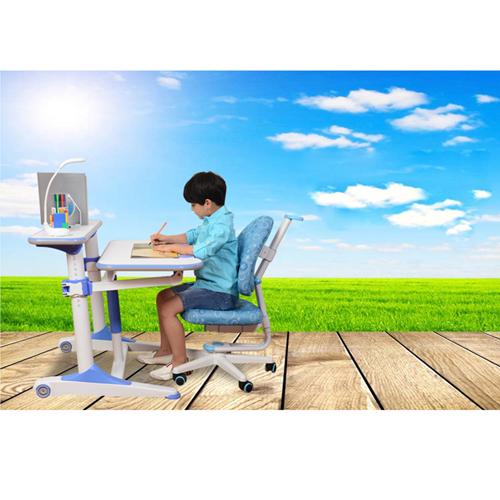 Height Adjustable Kids Learning Desk Image 4