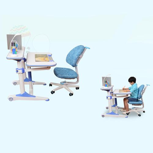 Height Adjustable Kids Learning Desk Image 8