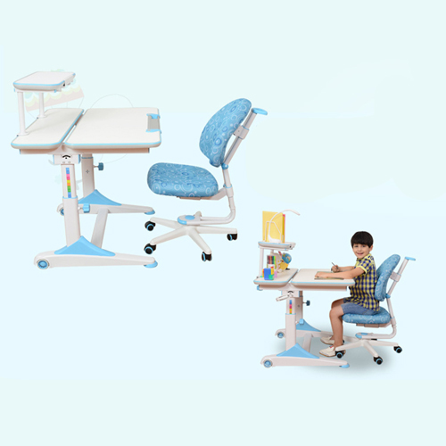 Kids Adjustable Lift Study Table Image 11