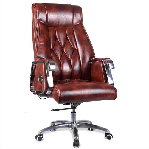 Reclining Massage Boss Chair Image 1