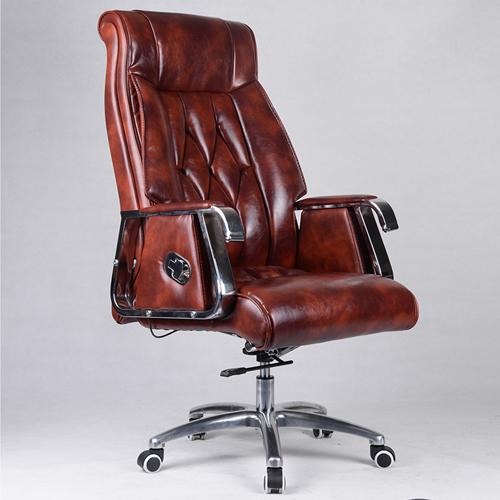 Reclining Massage Boss Chair Image 2