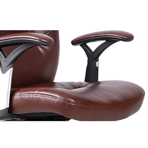 Aromacise Executive Headrest Leather Chair Image 9